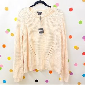 POOF New York Soft Tunic Sweater